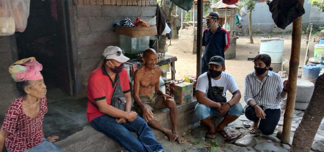 indonesische familie hulp